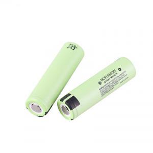 China Panasonic 3.7V 2900mAh 18650 Lithium Battery wholesale