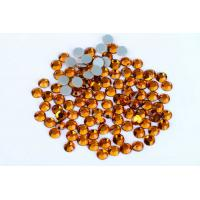 China Multi Colors Loose Hotfix Rhinestones For Home Decoration And Garment wholesale