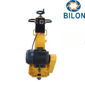 China 7.5KW Concrete Scarifier Machine Asphalt Pavement Small Milling Machine on sale
