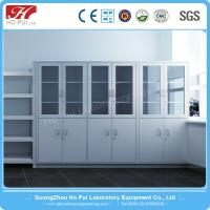 China Floor Standing Locking Medicine Cabinet , Customized Biology Lab Furniture wholesale