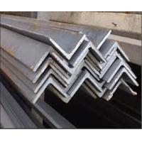 China S235 S355 SS400 Steel Angle Section Angle Iron Angle Bar wholesale