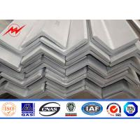 China Ships Towers Hot Rolled Equal Angle Steel Angle Iron Steel With Holes S275JR wholesale