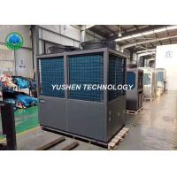 China Standard Look Air Source Central Heating System , Cold Climate Heat Pump Unit wholesale