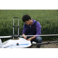 China Unmanned Electric Powered Crop dusting Helicopter for Agriculture with 20KG Payload Capacity wholesale