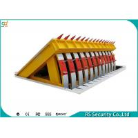 China Yellow CE Approved Road Traffic Vehicle Blockers Heavy Duty Facilit wholesale