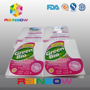 China Waterproof Plastic Bottle Sticker Self Adhesive Shrink Sleeve Labels For Liquid Detergent Bottles on sale