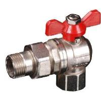 Quality Brass Angle Ball Valve (YED-A1024) for sale