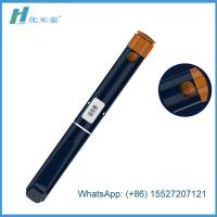 Refilled Diabetes Insulin Pen Injection With Travel Case In Nylon Materials