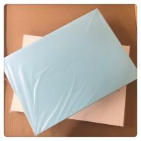 China No Concavities Water Transfer Printing Paper Blue 480 * 610 For Golf Clubs wholesale