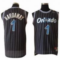 China NBA Jerseys, Available in Various Sizes wholesale