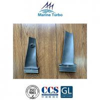 China T- MAN Turbocharger / T- NA Series Turbine Blades For Marine, Power And Industrial Engine Overhaul Parts wholesale