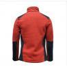 OEM factory price purple custom fleece jacket Manufactures
