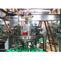China 2 In 1 Water Can Filling Machine Rotary Filling And Sealing Machine Long Service Life wholesale