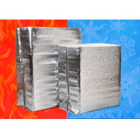 China 22*12*24cm Pearl Cotton Recyclable Food Reflective Insulation Foil wholesale