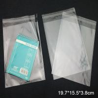 China Clear BOPP Bags wholesale