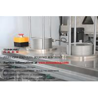 China peel off lid,peel off lid making machine,CanTech,canfacts,canmaking,metalpackaging,canmakers,cannex fillex,cannex usa on sale