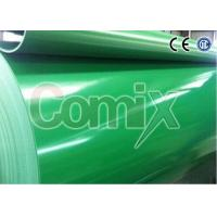 Green White Color PVC PU Conveyor Belt Oil - Resistant For Food Industry Manufactures