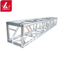China Top Quality Silvery Square Aluminum Box Truss 400mm X 400mm / Lift Tower Truss wholesale