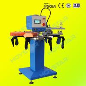 China Anti Slip Silicon Socks Screen Printing Machine For Sale on sale