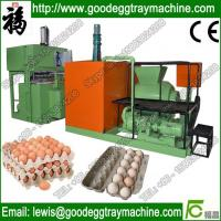 China Paper egg tray pulp moulding machine wholesale