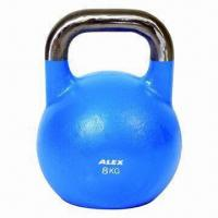 China Competition Kettle Bell, Available in Various Weights wholesale