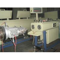 China PVC machine/PVC DOUBLE PIPE EXTRUSION LINE on sale