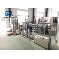 China Automatic Compact Reverse Osmosis Water Purification 4000l Per Hour wholesale