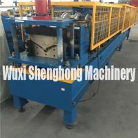 China PLC Control Metal Roofing Ridge Tile Roll Forming Machine for Industrial wholesale