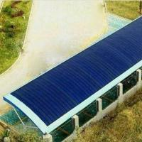 Buy cheap Flexible solar panel, used in 10KW off-grid PV power generation for parking lot from wholesalers