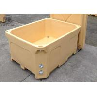 China Portable Tote Cooler Dry Ice Boxes 660L Providing Good Cold Insulation Heavy Duty wholesale