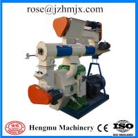 China high quality poultry pellet feed machine / fish feed machine / farm poultry feed machinery wholesale