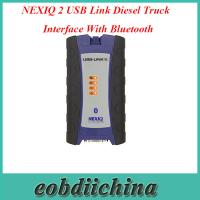 China NEXIQ 2 USB Link Diesel Truck Interface With Bluetooth With Higher Quality wholesale