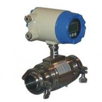 China All Stainless Steel Sanitary Clamp-Type Electromagnetic Flowmeter Made In China on sale