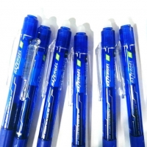 China Soft Grip Deep Blue Frixion Erasable Pens For Kids wholesale
