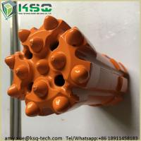 China Tungsten Carbide Inserts Top Hammer Drilling Tools Retractable Drill Bit for Hard Rock Drilling wholesale