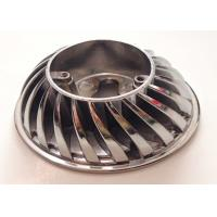 China Stable Aluminum Die Casting Parts , Radiator Precision Mechanical Components wholesale