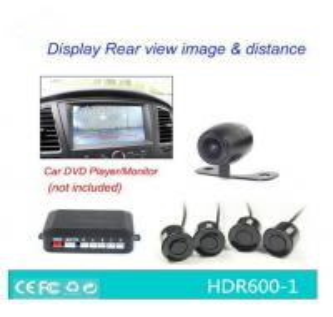China Ultrasonic parking sensor,rubber sensor fit for metal bumper on sale