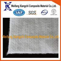 E-glassfiber needle mat Thermal insulation blanket Air filter/ High temperature