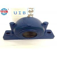 Buy cheap C45 SN511 Split Plummer Block Radial Bearing , Gray Cast Iron Low Friction from wholesalers