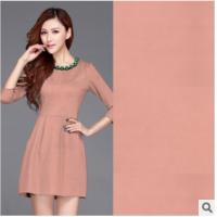 Buy cheap Weft 75D Elasticity Twill Knitted fabrics Women suit fabrics from wholesalers