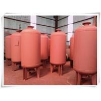 China ASME Standard Diaphragm Water Pressure Tank Vessel For Water Pump System on sale