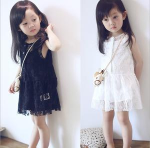 China 2016 Fashion Girl White Kid