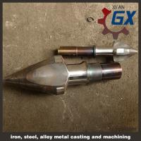 China feed screw  tip and end cap wholesale