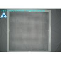 China Construction Building Return Air Louver Water Resistant For Air Conditioner wholesale