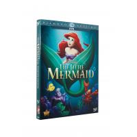 China Free DHL Shipping@New Release HOT Cartoon DVD Movies The Little Mermaid Diamond Edition Wholesale,New factory sealed! on sale