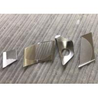 China Carbon Steel CNC Precision Parts , Surface Treatment Furniture Precision Machining Services wholesale