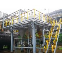 China Waste Catalyst Filter Recovery System Automatic Processing With Dried Catalysts Discharge on sale