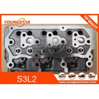 China S3L S3L2 Diesel Engine Cylinder Head For Mitsubishi Casting Iron Material wholesale
