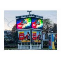 China High Refresh Video Wall Displays P6 Led Screen With 16.7N Grey Scale ROHS wholesale