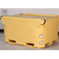 China 600L Roto Molded Cooler Box , Durability Fishingice Chest That Keeps Ice For Days wholesale